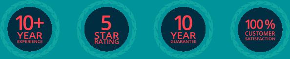 trust badges