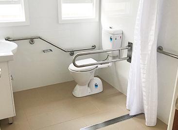residential bathroom renovation